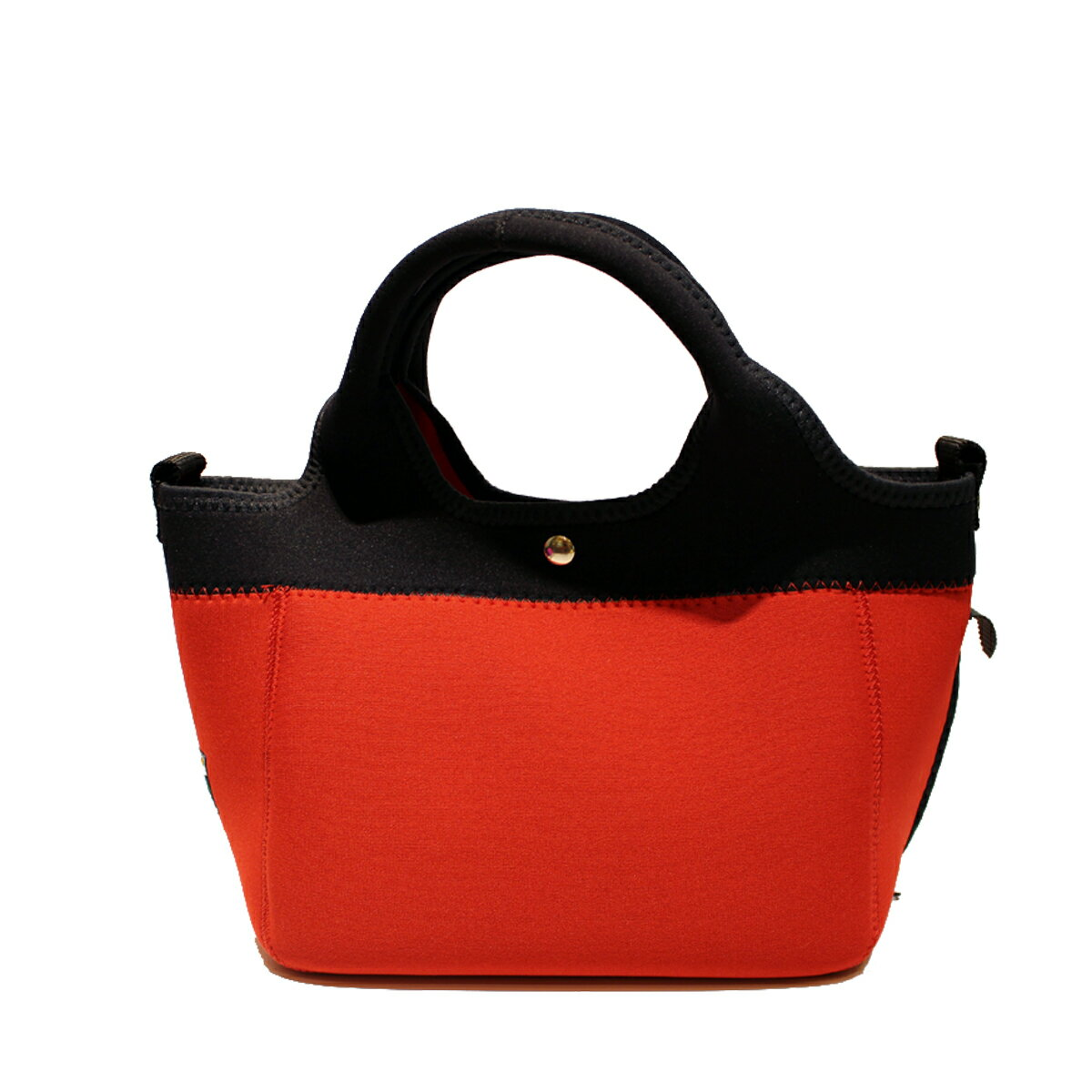 【買い替え】【セール SALE】お散歩バッグネオプレーン・レッド【E】ウェットスーツ素材の洗えるお散歩バッグ!テトラとセットで必須アイテム!ショルダーベルト、水に流せるティッシュ付き♪