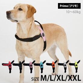 【Tre Ponti トレ・ポンティ】Primo(プリモ)は中型犬、大型犬のために開発されたハンドル付きハーネス!水泳 介護 補助 オールラウンド 10~60kg