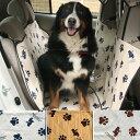 ペット用 防水シートカバーラリシー車の後部座席用シートカバー防水カバー リアシート 犬日本製 大型犬ペット用防水シーツペット防水カ…