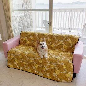 柄が選べるマルチカバー(裏ポチポチ) 145x200ゴールデンレトリバーのシルエットが可愛い大型犬 敷き物 ペット用マルチカバー
