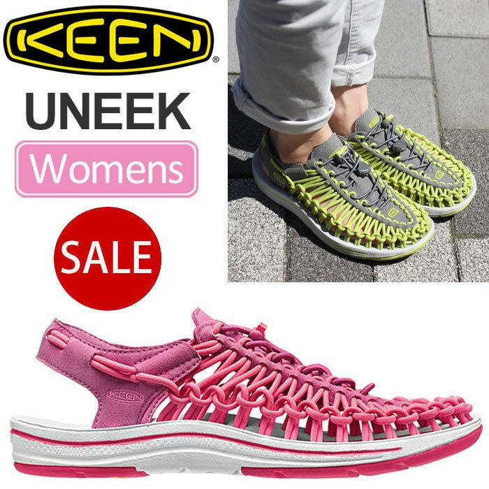 【SALE/40%OFF】KEEN UNEEK (WOMENS)[全6色]キーン ユニーク サンダル (ウィメンズ)レディース(女性用)【靴】_11506E(wannado)レビュー書いて500円クーポンを貰おう!