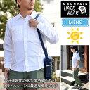 【SALE/20%OFF】マウンテンハードウェア MOUNTAIN HARD WEAR キャニオンソリッド ロングスリーブシャツ[ホワイト](OE…