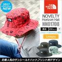 ノースフェイス THE NORTH FACE ノベルティー ホライズンハット[全5色](NN01708)NOVELTY HORIZON HAT ユニセックス(男…