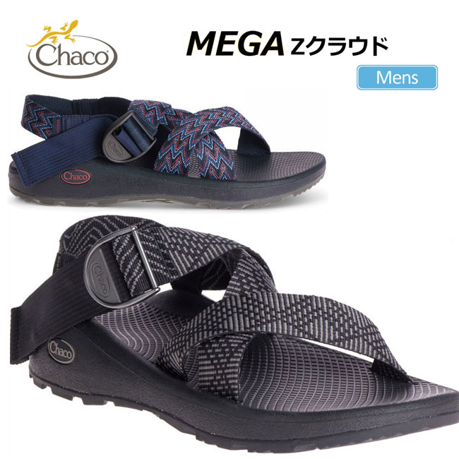 【SALE/15%OFF】チャコ サンダル メガZクラウド [全2色](12366137) CHACO MEGA Z CLOUDメンズ【靴】_sdl_1804wannado【返品交換・ラッピング不可】レビューを書いて500円クーポンを貰おう!