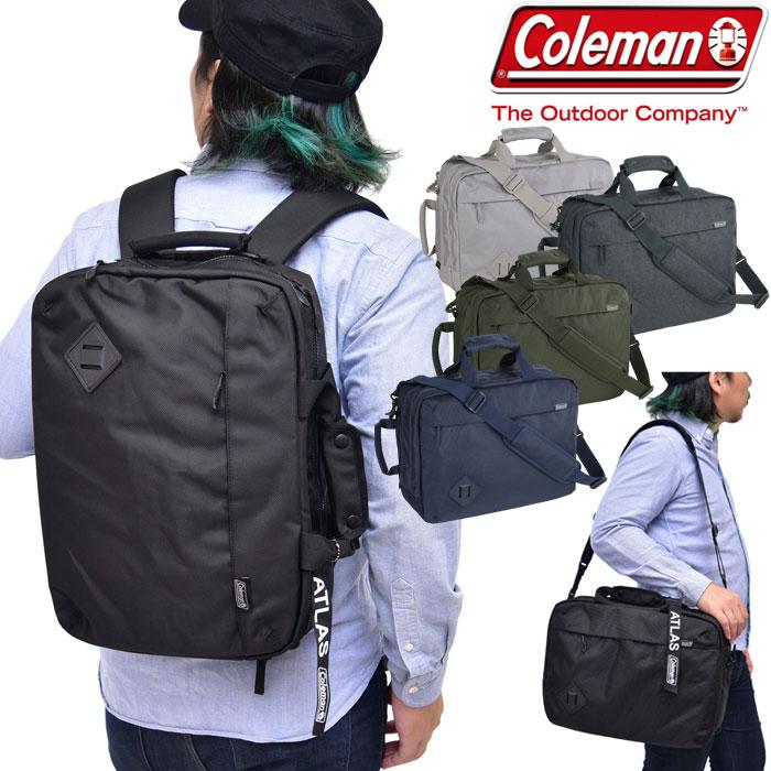 コールマン ブリーフケース アトラスミッションB4(18L)[全5色]Coleman ATLAS MISSION B4 メンズ レディース【鞄】_11802E(wannado)_sr0レビューを書いて500円クーポンを貰おう!