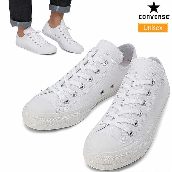 コンバース スニーカー オールスター 100 カラーズ オックス【100周年記念モデル】[ホワイト/ホワイト](1CL029)CONVERSE ALL STAR 100 COLORS OX メンズ レディース【靴】_snk_11802E(wannado)_sr0