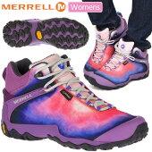 メレルMERRELLカメレオン7ストームエックスエックスミッドゴアテックス[パープル](23-25cm)CHAMELEON7STORMXXMIDGORE-TEXレディース【靴】_1811wannado