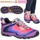 メレルMERRELLカメレオン7ストームエックスエックスゴアテックス[パープル](23-25cm)CHAMELEON7STORMXXGORE-TEXレディース【靴】_1811wannado