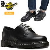ドクターマーチンDr.Martens1461Zホワイトウェルト3ホールシューズ【ブラック】(24757001/23-28cm)COREWHITEWELT3EYESHOEメンズレディース【靴】_1911wannado