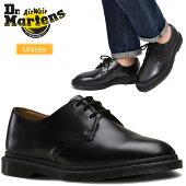 ドクターマーチンDr.MartensアーチーII3ホールシューズ【ブラック】(25009001/24-28cm)KENSINGTONARCHIEII3EYESHOEメンズレディース【靴】_1911wannado
