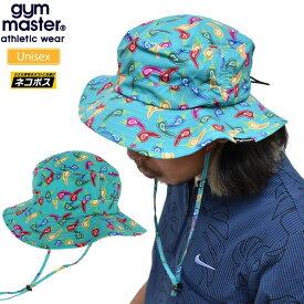 【正規取扱店】ジムマスター gym master 帽子 撥水 メンズ レディース ハッピーペイントハット G433618 20SS 2007wannado[M便 1/1]
