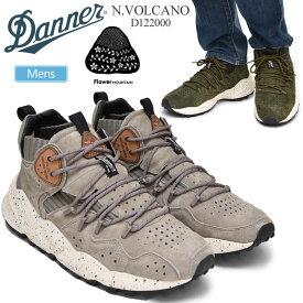 【正規取扱店】ダナー フラワーマウンテン DANNER FLOWER MOUNTAIN スニーカー メンズ N.ヴォルケーノ N.VOLCANO ベージュ カーキ 26-28cm D122000 2021SS snk【靴】2103wannado