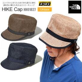 【正規取扱店】ノースフェイス THE NORTH FACE 帽子 レディース メンズ ハイクキャップ HIKE CAP NN01827 2021SS 2102wannado[M便 1/1]