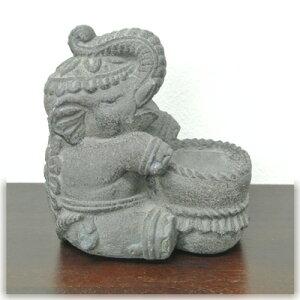 ゾウのキャンドルホルダー