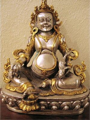 アンティーク仏像f