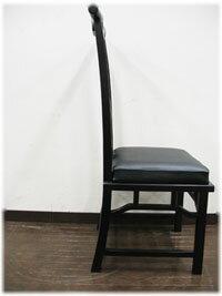 クッション・角付ダイニング椅子