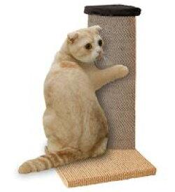 マルカン どこでもツメとぎタワー ダンボール角用 猫用 ペット用 動物用 お試し サンプル付【ラッキーシール対応】