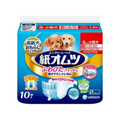 ユニチャーム ペット用紙オムツMサイズ10枚 ペット用 犬用