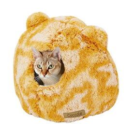 クーポン有 Coccole 遠赤綿入ねこベッド チャトラ 猫用 ペット用 動物用 お試し サンプル付【ラッキーシール対応】