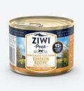 【クーポン有】 ziwi キャット猫缶 フリーレンジチキン 185g安全 無添加 キャットフード 食物アレルギー 皮膚 痒み予防 お試し
