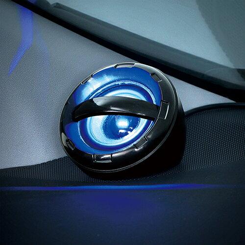M156 AUX ステレオスピーカー | スマートフォン イヤホン出力端子 車載用スピーカー 高音質 高出力 音楽 USBポート 充電 音楽再生 ブルー LED CDプレーヤー スピーカー スマホ ブルー 車載用 iPhone インテリア