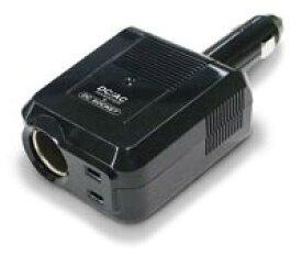 KD-91 DC/AC インバーター 80W AC+DC | カーインバーター 車 インバーター カーチャージャー バッテリー iPhone スマートフォン スマホ  12V インバータ DC AC 電気シェーバー 携帯ゲーム機 DVDプレーヤー パソコン デジタルビデオカメラ 充電 PC