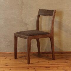 ダイニングチェアTS15-wa/チェア/椅子/腰掛/軽い/強い/木製/無垢材/ウォールナット材
