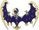 ポケットモンスター サン&ムーン ルナアーラ  ビッグワッペン (アイロン接着タイプ)