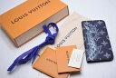 ◆[USED/中古]◆送料無料◆【良好】LOUIS VUITTON ルイヴィトン チャップマンブラザーズ 携帯ケース フォリオ IPHONE 7 8 M66599 …
