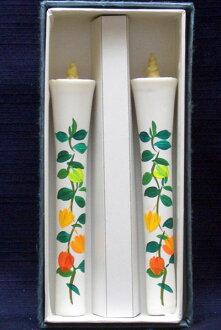 更多婦科醫生 10 號 2 件 (手繪) 圖片蠟燭日本蠟燭配件