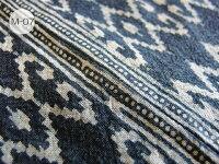 モン族藍染めろうけつ染め貫頭衣【Mサイズ】モン族の伝統的な藍染めが素晴らしい一点ものです!大人のエスニックファッションろうけつ染めバティック少数民族の手仕事アジアンファッション