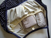sisiグラニーバッグ120%ビッグサイズバティックチェックブラックsisiバッグろうけつ染め布バッグショルダーバッグ