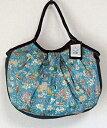 【メール便可】sisi グラニーバッグ 定番サイズ リバティブルー リバティプリント sisiバッグ 布バッグ ショルダーバッグ