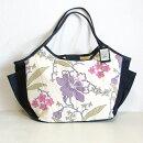 【送料無料】sisi大きいバッグ新大花パープルマザーバッグとして、旅行バッグとして大人気♪たっぷりサイズがうれしいsisiの大きめバッグママバッグおけいこバッグショルダーバッグトートバッグ