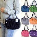 【メール便可】sisi ミニグラニーバッグ 刺繍 ブラック ブルー グレイ オレンジ パープル sisバッグ バッグインバッグちょっとそこまで…