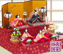 ひな人形 バージョン コンパクト リュウコドウ ひな祭り ミニチュア