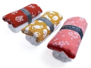 寿司(すし)手拭い&白てぬぐい2枚セット3点セット赤身・数の子・サーモン(日本製)和柄小物