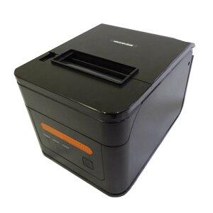 サーマルプリンター WS-A300L キッチン用プリンター 和信テック 80mm幅用レシートプリンター ハイスピード印刷300mm/秒 インターフェース LAN USB シリアル キッチン POSレジ用 業務用 テイクアウト