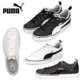 PUMA レディース ジュニア スニーカー プーマ ブレイクポイント VULC BG 373633 シンプル オフィス 通勤 通学 学生 セール