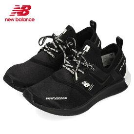 ニューバランス レディース スニーカー new balance NERGIZE SPORT W LK D ブラック LK-71961 ナージャイズ フィットネス シューズ スリッポン 軽量 スタジオ トレーニング セール
