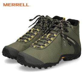 メレル カメレオン 8 ストーム ミッド ゴアテックス MERRELL CHAMELEON 8 STORM MID GTX NJ034091 ライケン メンズ ミッドカット シューズ 防水