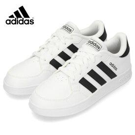 【25%OFF】 adidas アディダス レディース キッズ スニーカー COREBREAK K ホワイト FY9506 靴 セール