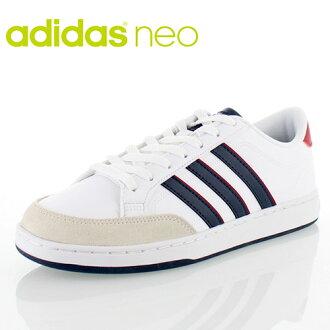 adidas neo愛迪達新COURTSET F99130 FTWWHT/CONAVY/POERED人運動鞋