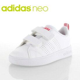 アディダス ネオ adidas neo バルクリーン2 VALCLEAN2 CMF INF BB9980 ベビー キッズ スニーカー 子供靴 ホワイト 白