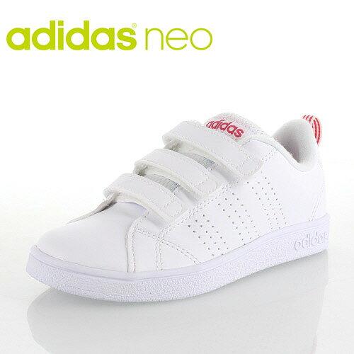 アディダス ネオ adidas neo バルクリーン2 VALCLEAN2 CMF K BB9978 キッズ ジュニア スニーカー 子供靴 ホワイト 白 セール