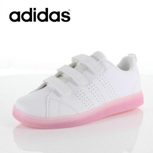 アディダス キッズ スニーカー adidas VALCLEAN2 CMF K B96468 バルクリーン ホワイト ジュニア 靴