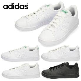 adidas アディダス メンズ レディース スニーカー アドヴァンコートベース ADVANCOURT BASE EE7690 EE7691 EE7692 EE7693 ホワイト ブラック 通学靴 セール