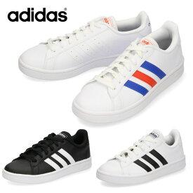 adidas アディダス メンズ レディース スニーカー グランドコートベース GRANDCOURT BASE EE7900 EE7901 EE7904 ブラック ホワイト 通学靴