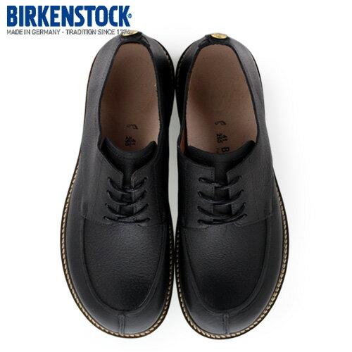 ビルケンシュトック BIRKENSTOCK ティミンズ ブラック レザー TIMMINS 1001372 メンズ シューズ 靴 本革