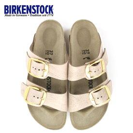 ビルケンシュトック BIRKENSTOCK アリゾナ ビッグバックル Arizona Big Buckle レディース メンズ 1012882 幅狭 サンダル 靴 ローズ ゴールド 国内正規品 セール